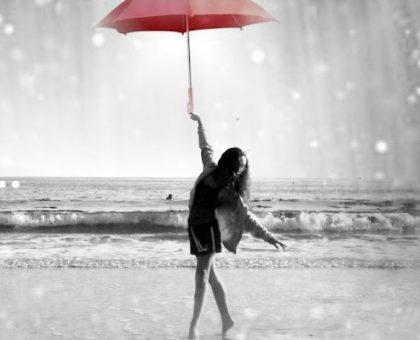 She Dances in the Rain
